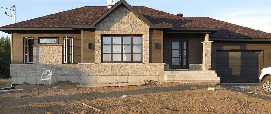 construction neuve construction r novation moderne. Black Bedroom Furniture Sets. Home Design Ideas