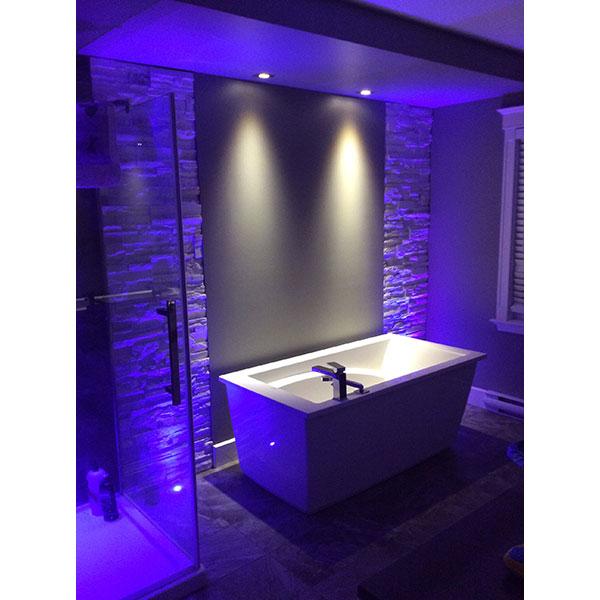 Salle de bain zen construction r novation moderne for Salle de bain zen moderne